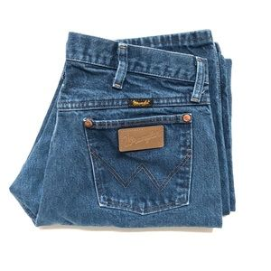 Wrangler 13MWZ Cowboy Cut Men's Jeans W33 X L36